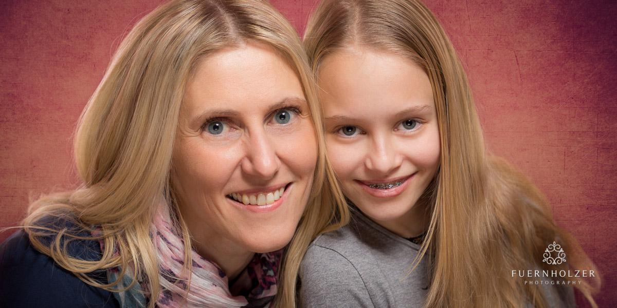 geniale familien portraits